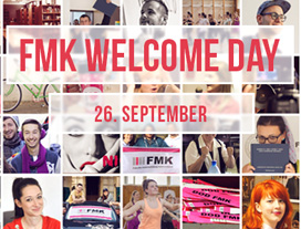 FMK Welcome Day 2016