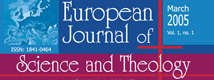 European Journal of Science and Theology - logo