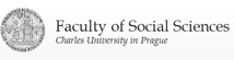 Charles University in Prague, Faculty of Social Sciences - logo