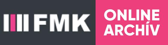 Online archív FMK - logo