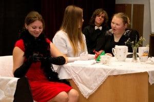 Z predstavenia 3 sestry