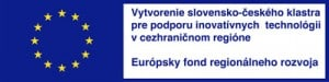 Európsky fond regionálneho rozvoja - logo
