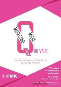 Quo vadis 2015 - plagát
