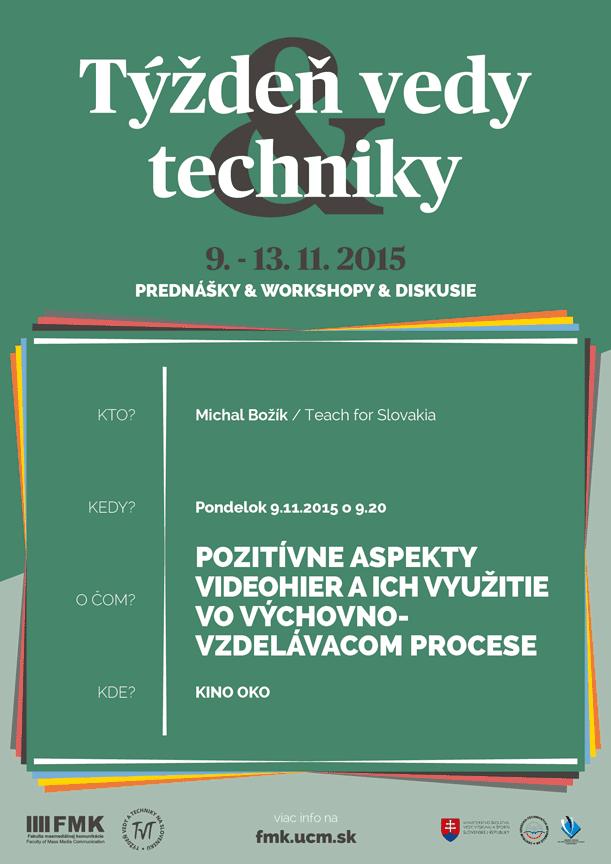 TVaT 2015 - Michal Božík