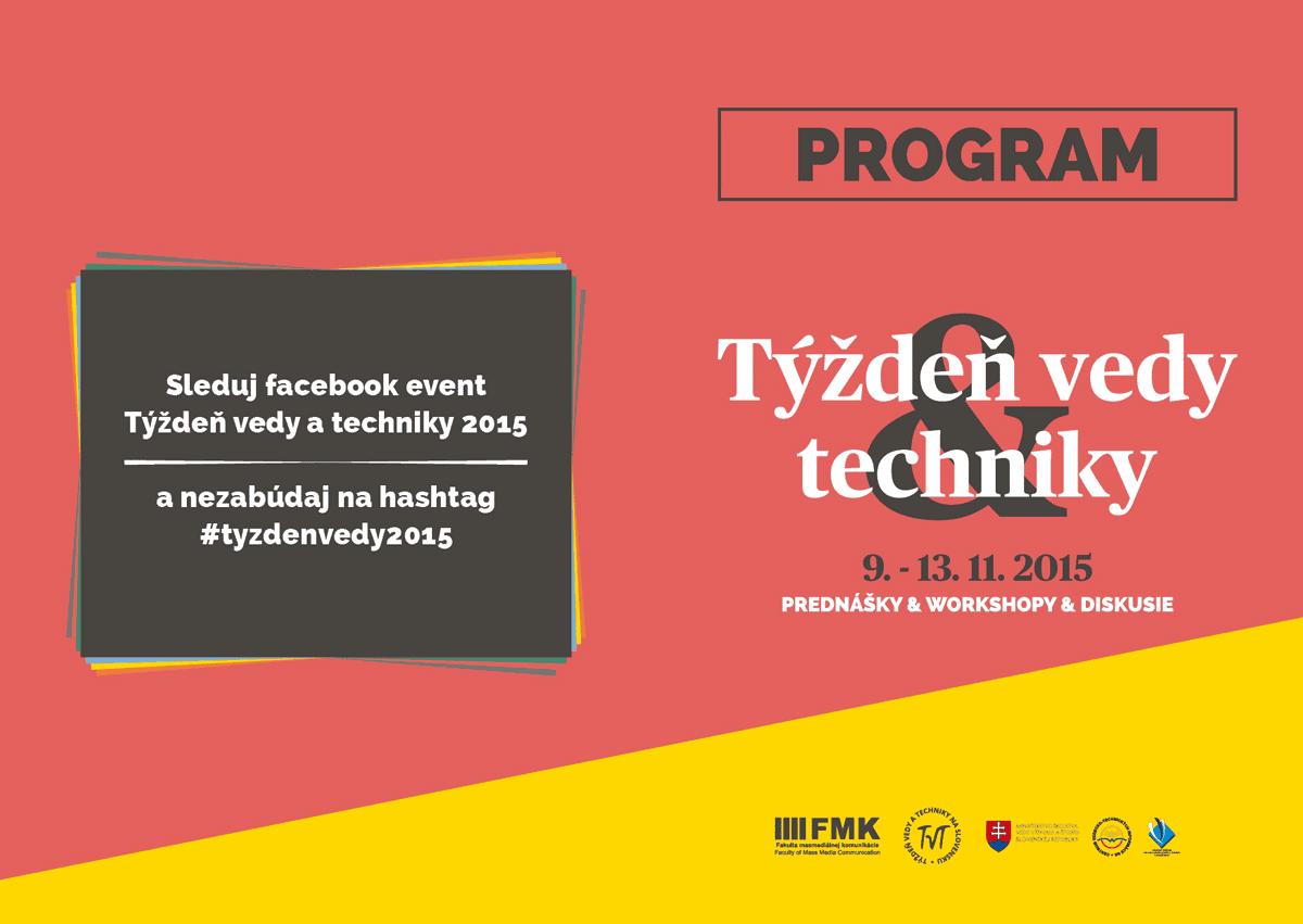 TVaT 2015 - program (náhľad)
