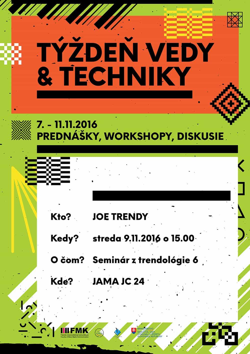 TVaT 2016 - Joe Trendy