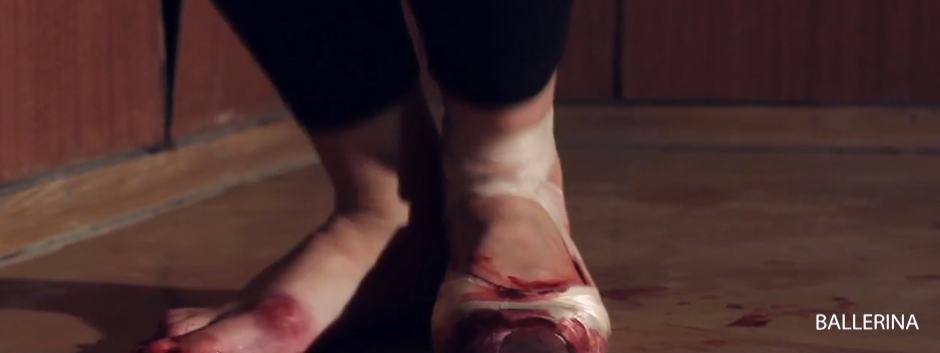 Baletka - slider