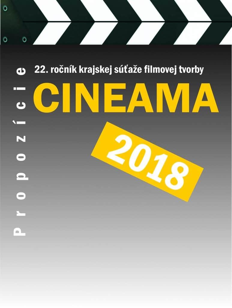 c767cbfff CINEAMA 2018: Súťaž filmovej tvorby a videotvorby | Fakulta ...