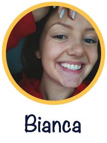 Uchádzačka Bianca Gubová
