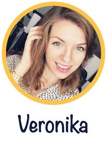 Uchádzačka Veronika Filipová