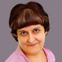 Profilové foto: prof. Nataliya Panasenko, PhD.