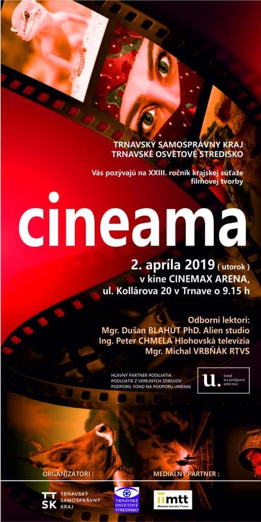 c50a4579e Cineama tento rok aj s odbornými lektormi | Fakulta masmediálnej ...