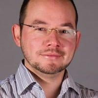 Profilové foto: Mgr. Marek Šimončič, PhD.