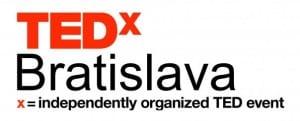 logo TEDx Bratislava