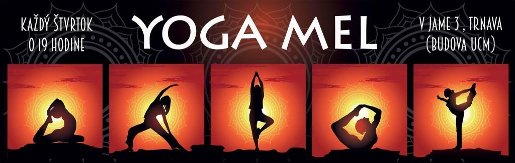 Power Yoga - plagát